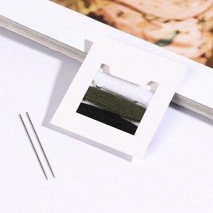 Набор для шитья «Военный»