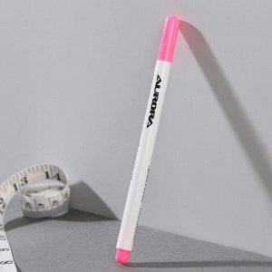 Маркер для ткани, исчезающий, цвет розовый