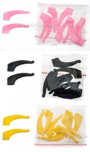 Стоппер полимерный для очков цветной Universal 001 5 пар