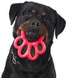 BAMA PET игрушка для собак ORMA 15см, резина, цвета в ассортименте