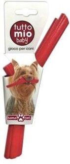BAMA PET игрушка для собак палочка TUTTO MIO 16см, резина, цвета в ассортименте