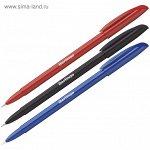 Ручка шариковая 0.7 мм, Metallic, чернила синие