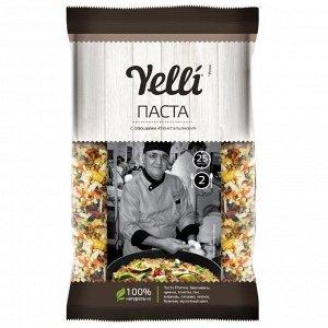 Yelli паста с овощами по-итальянски 120г