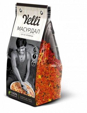 Yelli суп из чечевицы масурдал 250г