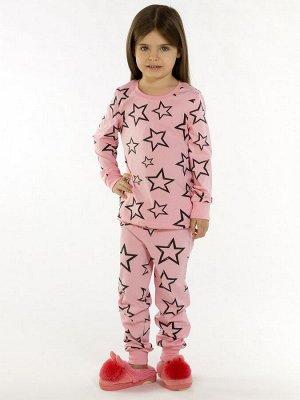 Пижама детская-звезды