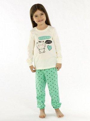 Пижама детская-мелкий горох