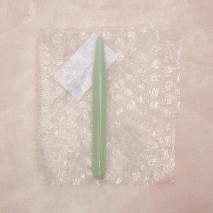Массажёр гуаша «Палочка», 12 ? 1,3 см, нефрит