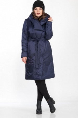 Зима-весна Стильное стеганное пальто с капюшоном, из ткани с водоотталкивающим эффектом, на прохладную осень/ теплую зиму. Уникальный бельгийский утеплитель ISOSOFT, который при практически не ощутимо