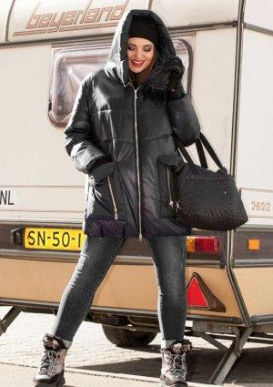 Зима Модная, зимняя, удлиненная, стеганная, куртка от LADY SECRET, станет вашим лучшим решением при выборе верхней одежды. Уникальный бельгийский утеплитель ISOSOFT и ветрозащитной мембранной подкладк