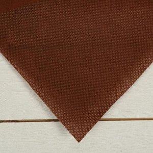 Материал для ландшафтных работ, 10 ? 1 м, плотность 100, с УФ-стабилизатором, коричневый