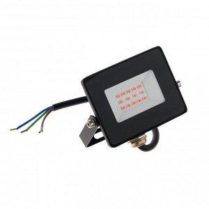 Прожектор светодиодный Smartbuy FL SMD LIGHT, ФИТО, 10 Вт, IP65