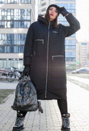 """Зима Модное зимнее стеганное пальто """"ЭСКИМОС"""" от LADY SECRET, станет вашим лучшим решением при выборе верхней одежды. Пальто выполнено в стиле """"БОХО"""", уникальный бельгийский утеплитель ISOSOFT и ветро"""