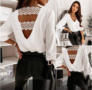 Блузка Ткань барби в размер