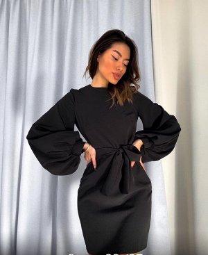 Платье Ткань барби Длина 92см В размер