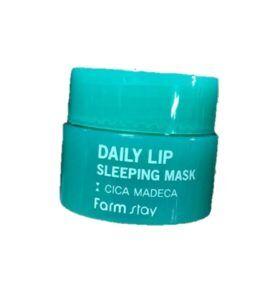 Daily Lip Sleeping Mask Cica Madeca