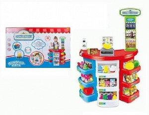 Помогаю Маме. Супермаркет, 38 предметов, со световыми и звуковыми эффектами, в коробке659