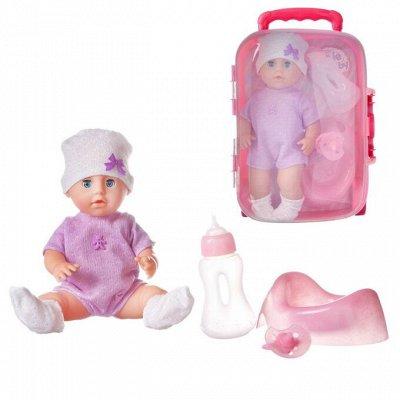 Игрушки, товары для творчества, настольные игры — Пупсы — Куклы и аксессуары