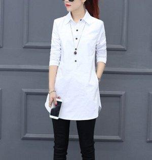 Рубашка,белый