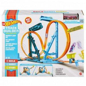 Игровой набор Mattel Hot Wheels Автотрек Бесконечная петля7