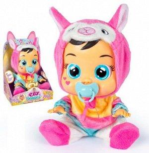 Кукла IMC Toys Cry Babies Плачущий младенец Lena, 31 см3