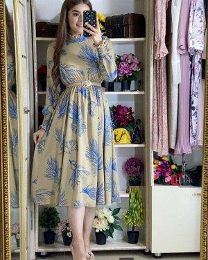 Платье Ткань Прадо Длина 110-113 см