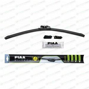"""Щетка стеклоочистителя PIAA WIPER SI-TECH 400мм (16"""") бескаркасная, силиконовая, 1 шт"""