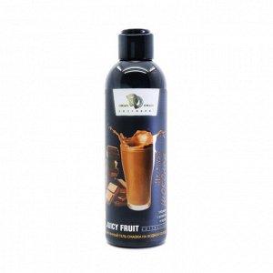 Оральный интимный гель JUICY FRUIT со вкусом молочного шоколада (200 мл)