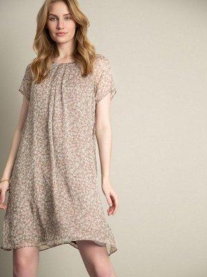 Шифоновое платье PL1135/belgian