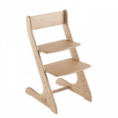 """Растущий стул. Акция недели - Цвет (серия Комфорт) — Детский стул """"Стандарт"""" — Столы и стулья"""