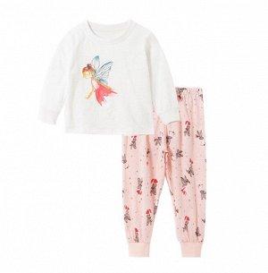 Пижама Пижама, тонкий трикотаж.