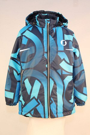 Куртка демисезонная подростковая Юпитер Мембрана
