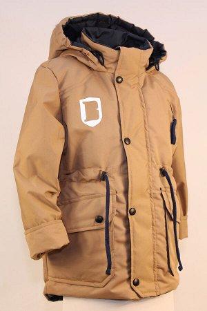 Куртка демисезоная подростковая Милитари