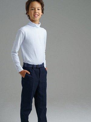 Водолазка Состав: 95% хлопок, 5% эластан Цвет: белый Год: 2020 Водолазка из плотного трикотажного полотна с добавлением эластана для комфортной носки.