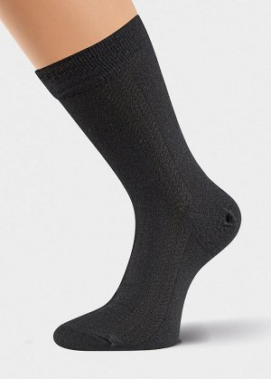 Носки мужские черный цвет