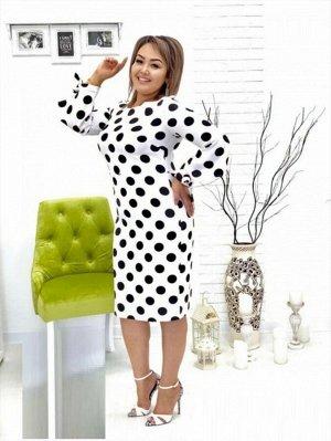 Платье Ткань Барби длина 103см
