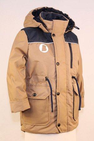 Куртка демисезонная подростковая модель Ариес