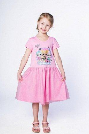 Платье 22704 детское