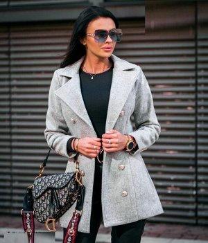 Пальто Ткань плотный кашемир