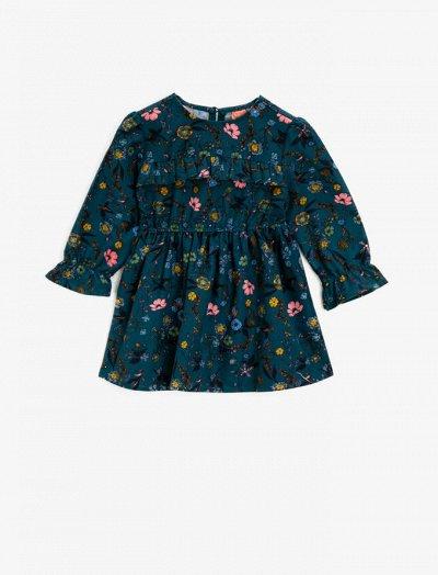 KOTON -  мега распродажа,  детской одежды — Платьюшки для крошек от 3 до 36 мес — Платья