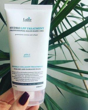 Lador eco hydro lpp treatment Маска для сухих повреждённых волос 150мл