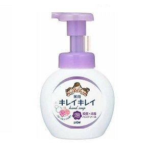 "Мыло-пенка для рук ""KireiKirei"" с цветочным ароматом (помпа) 250 мл / 20"