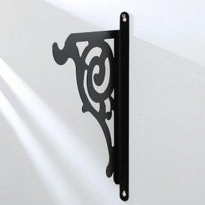 Кронштейн для кашпо, 25 см, «Ионический ордер», Greengo