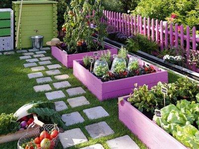 Готовимся к дачному сезону - все для сада и огорода — Грядки в порядке