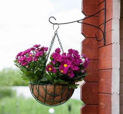 Готовимся к дачному сезону - все для сада и огорода — Садовые подвесы для кашпо