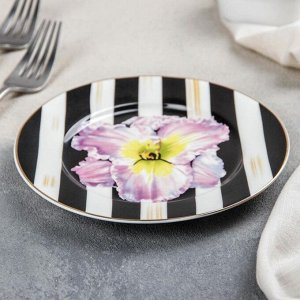 Тарелка пирожковая «Вернисаж» 15,5?1,3 см