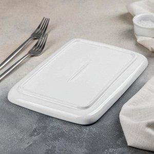 Блюдо для подачи «Бриз», 26?18,5?2,3 см