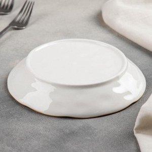 Тарелка пирожковая «Мэнси», 18?3 см
