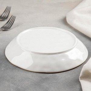 Тарелка обеденная «Мэнси», 20,5?3,5 см