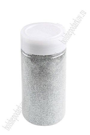 Глиттер в баночке (SF-2175) серебро