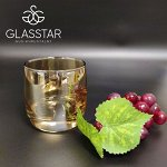 Набор стаканов Glasstar Мед / 6 шт. 310 мл